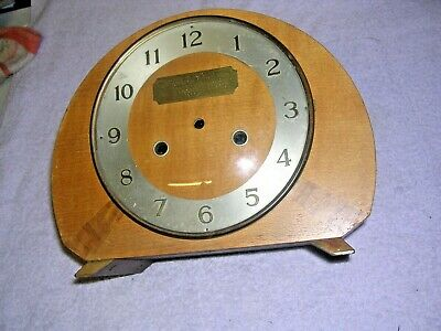 Clock  Parts,    Clock  Case, Smiths ,Football Interest