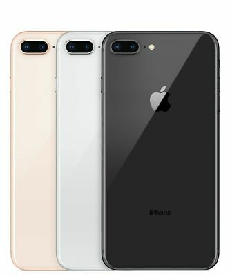 Apple iPhone 8 Plus 64GB Factory Unlocked  ( Work With AT&T & T-Mobile & More )
