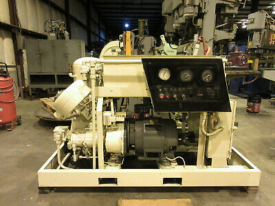 Ingersoll-Rand 50 Hp Rotary Screw Air Compressor