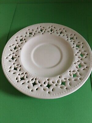 Leeds Pottery Hartley Greens & Co Pierced Small Plate