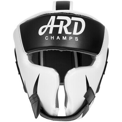 ARD CHAMPS™ Protector Guard Wrestling Helmet Head Gear Boxing MMA UFC Rugby-Blue