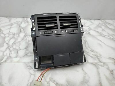 2004 VW Touareg Rear A/C Vent w/ Storage 7L6819203C