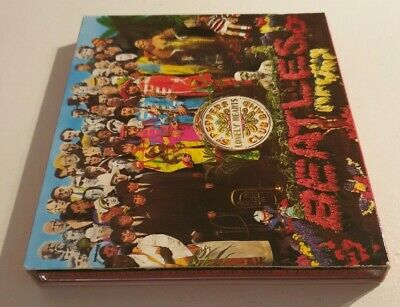 The Beatles - Sgt Pepper's Lonely Hearts Club Band CD with Slipcase