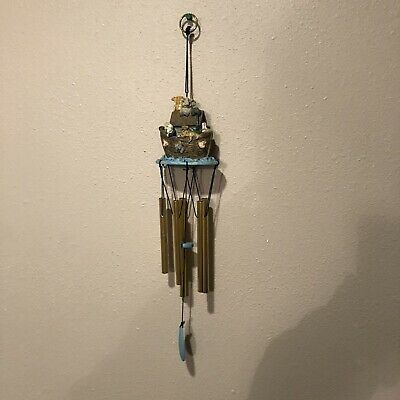 Noah's Ark Wind Chimes Collectible