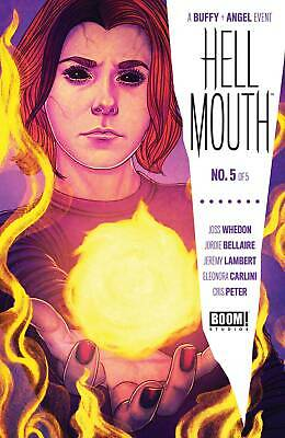 Buffy Vampire Slayer Angel Hellmouth #5 Cvr A Frison