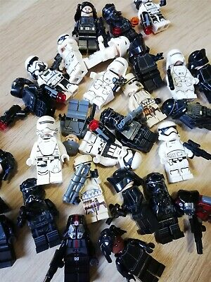 LEGO Star Wars MINIFIGURES FIRST ORDER TROOPERS  X5 FIGS PER ORDER
