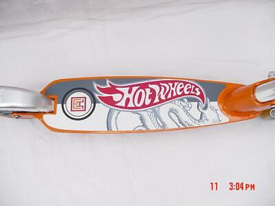 Rare Hot Wheels Snake Mongoose Limited Edition Custom Kick Ride on Scooter
