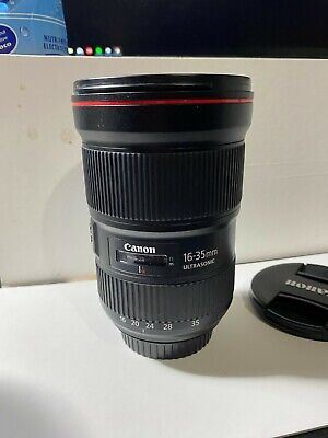 Canon EF 16-35mm f/2.8 L III USM Lens(Awesome condition!Landscape and Street!)