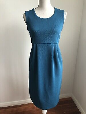 Beautiful RIPE Green, Maternity Dress, Size S, In Excellent Condition