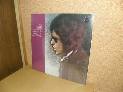 Bob Dylan Rut Of Blood Famous Plate On The Tracks With Shrink 180G