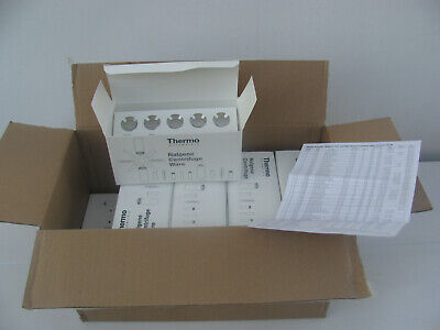 Lot 10 boxes Thermo Scientific Nalgene Centrifuge Ware. 3117-0380. Round Tubes