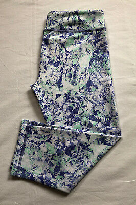 IVIVVA by Lululemon Rhythmic Crop Size 14 Wunder Under