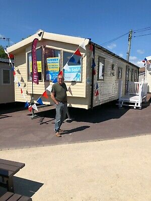 Willerby salsa eco caravan at Weymouth bay sold on or off site Private Sale