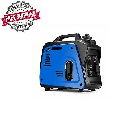 NEW GenTrax Portable Inverter Generator 800W Max 700W - FREESHIPING