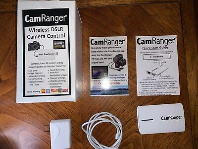 CamRanger Wireless DSLR Camera Control shipped from USA