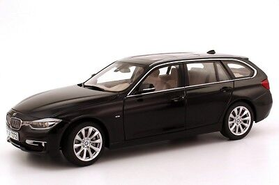 BMW F31 Touring 1:18 scale Model Miniature Car Collectible Black 80432244216