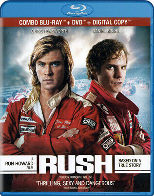 Rush (Combo Blu-Ray + Dvd + Digital Copy) (Blu-Ray) (Bilingual) (Blu-Ray)