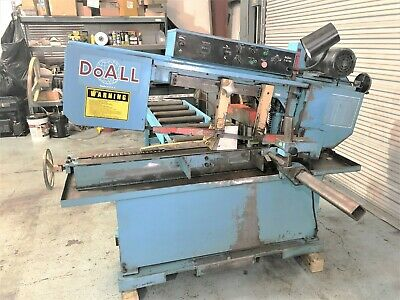 1995 Do-All model C-916A Automatic Horizontal Bandsaw | #110046