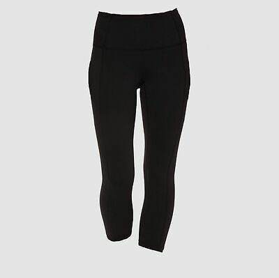 $195 The North Face Women's Motivation High-Rise Pocket Cropped Leggings Size XS