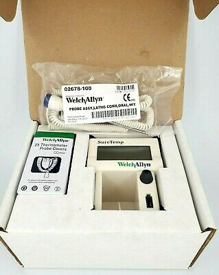 Welch Allyn 76751 SureTemp Electronic Thermometer Add-on Module for 767 models