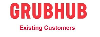 TWO Grubhub.com $10 off $15 Code for EXISTING customers (Delivery Only)
