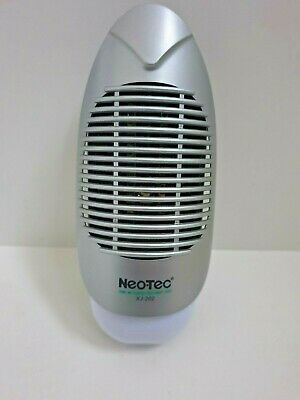 Neotec Ionic Air Purifier With Night light Light