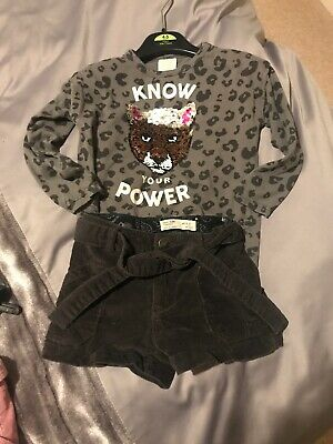 Girls Zara Outfit Age 5