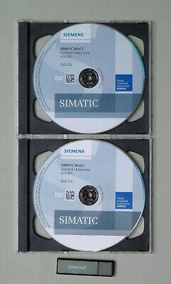 Siemens Simatic Software WinCC Advanced V14 SP1 COMBO TIA PORTAL
