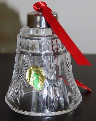 Waterford Crystal Millennium Series Universal Wishes  Bell / Ornament
