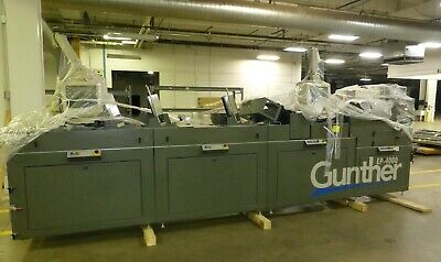 Gunther EP-4000  Mail System Inserter