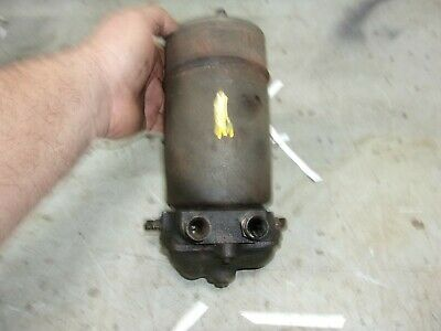 John Deere Unstyled B Oil Filter Head And Body B435R Fits Sn1000--40781