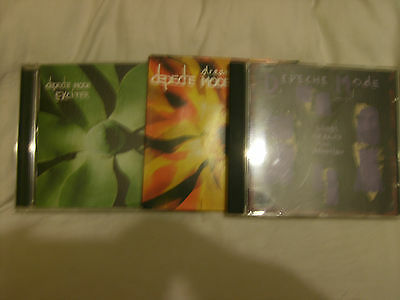 Depeche Mode Exciter Songs Of Faith And Devotion Dream On Cd