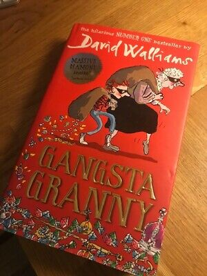 Gangsta Granny by David Walliams (Paperback, 2013)