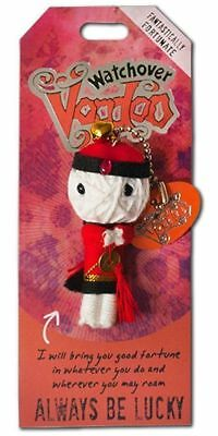 Watchover Voodoo Doll Beetle Bruce  Vintage Gift Collectible