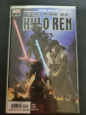 Star Wars The Rise of Kylo Ren #3 (2020) NM Marvel Comics 1st Print