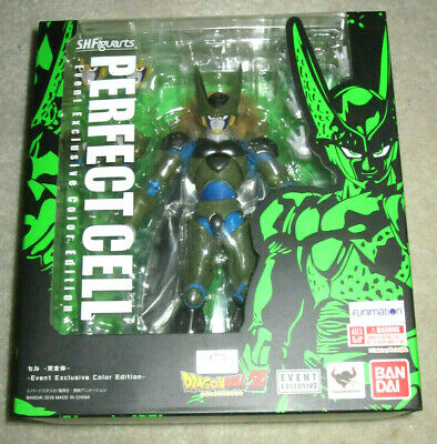 NEW Tamashii SH S.H. Figuarts Dragon Ball Z SDCC Event Exclusive Perfect Cell