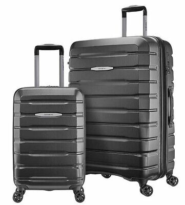 "Brand New Samsonite Tech 2.0 Two 2-Piece Hardside Spinner Luggage Set 20"" & 27"""