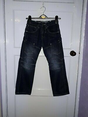 Boys Matalan Jeans Blue Colour Age 8 Yrs