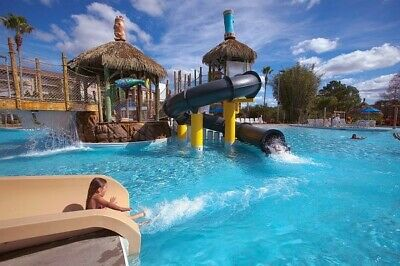Liki Tiki Village Disney Orlando Florida Timeshare 2 Bedrooms Week 34 Free $500