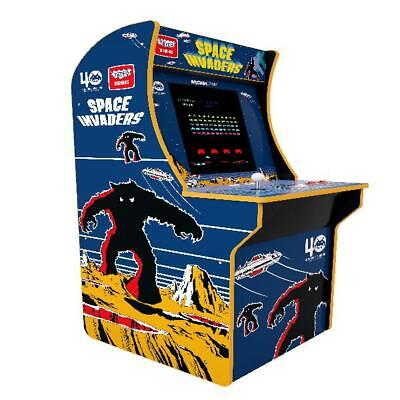 Space Invaders Arcade Machine, Arcade1UP, 4ft ( Exclusive)