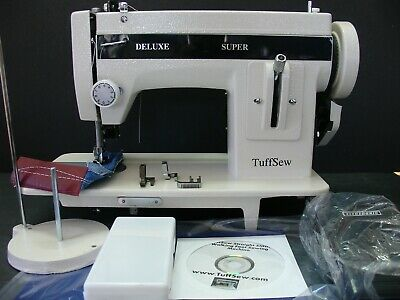 Industrial Walking Foot Heavy Duty Sewing Machine Upholstery Leather Commercial