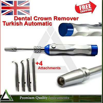 Dentist Orthodontic Crowns Removing Surgical Turkish Style Crown Removal Gun