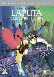 Laputa: Castle In The Sky (Studio Ghibli Collection) Dvd New & Factory Sealed
