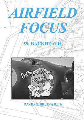 DIRECT FROM THE PUBLISHER! AIRFIELD FOCUS 53 HETHEL