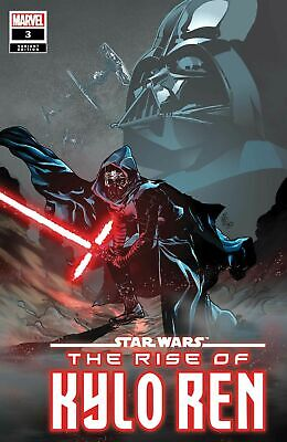 Marvel Comics Star Wars The Rise Of Kylo Ren #3 1:25 Landini Variant (2020)