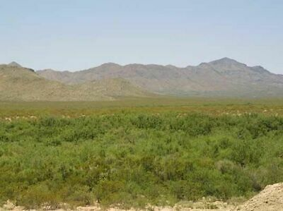 10 Acre Western Texas, South Of I 10, Buy Now