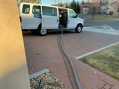 Carpet Cleaning Van & Truckmount Cleaning Equipment And Tools