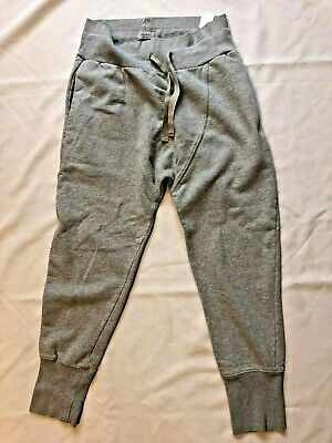 ZARA Joggers Bottoms Leggings Jeggings Grey Lounge Holiday Size L