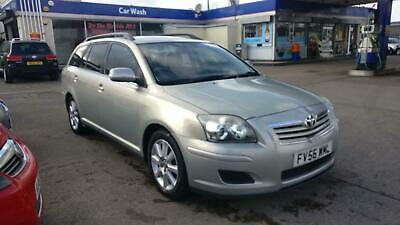 2006 Toyota Avensis 2.0 D 4D T3 S 5dr Estate Diesel Manual