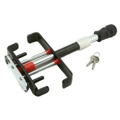 Sturdy and Safe Car Anti Theft Device Vehicle Clutch and Brake Pedal Lock